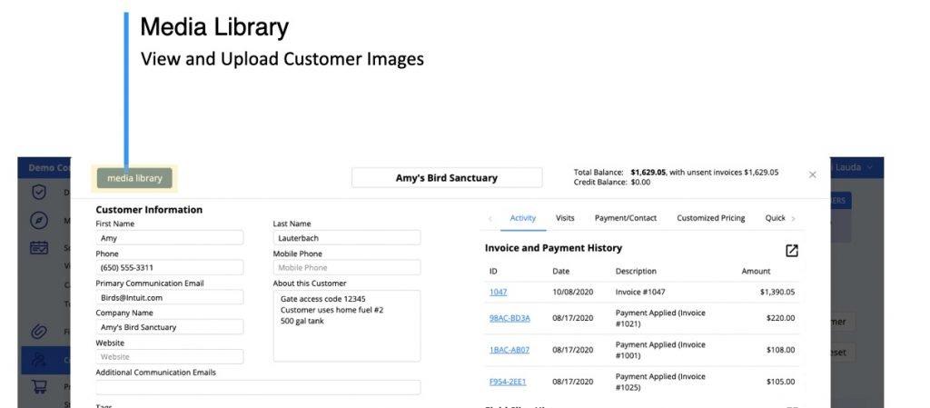Ignition Software Customer Profile Media Library Nav