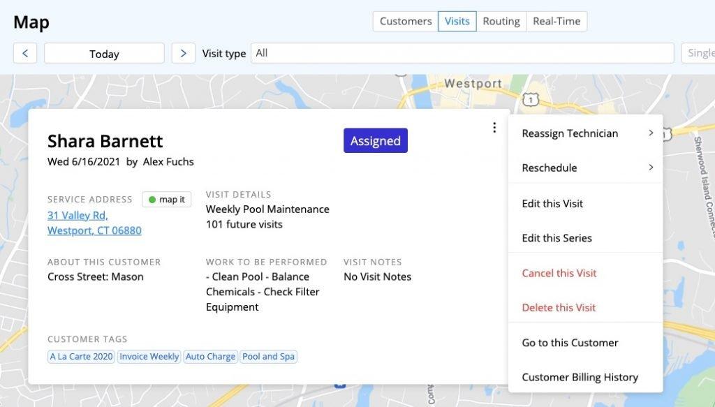 Ignition Software Magic Maps Change Visit